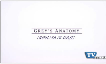 """Grey's Anatomy Round Table: """"These Arms of Mine"""""""