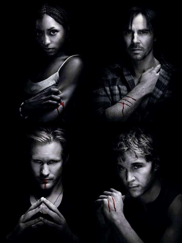 True Blood Quartet