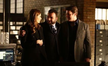 Castle Season 8 Episode 11 Review: Dead Red