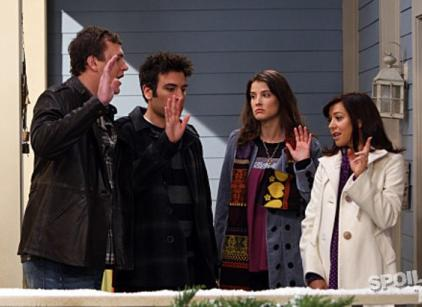 Watch How I Met Your Mother Season 4 Episode 15 Online