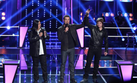 TV Ratings Report: Hear It for The Voice!