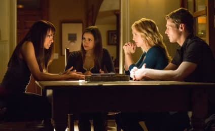 The Vampire Diaries Review: The Five Stages of Grief
