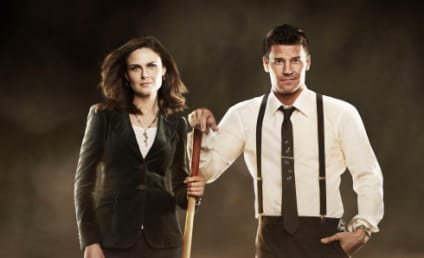 "Bones Producer Teases ""Change"" Afoot in Lives of Booth and Brennan"