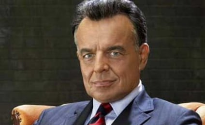 """Ray Wise Previews """"Confident"""" Young and the Restless Character: He's the Devil!"""