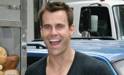 Cameron Mathison Makes Donut Run
