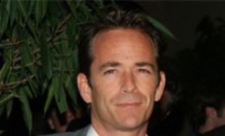 Luke Perry Shoots Down Talk of 90210