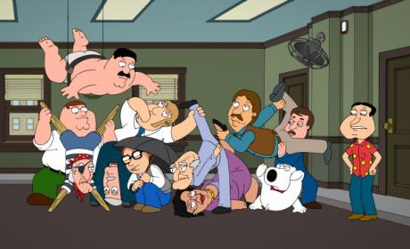 A Quahog Jury