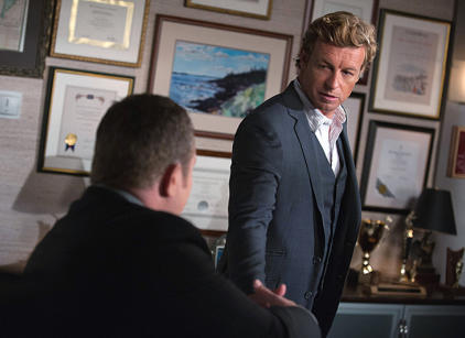 Watch The Mentalist Season 6 Episode 2 Online
