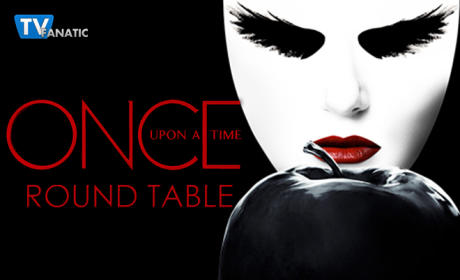 Once Upon a Time Round Table: The Dark Swan