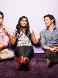 The mindy project cast photo