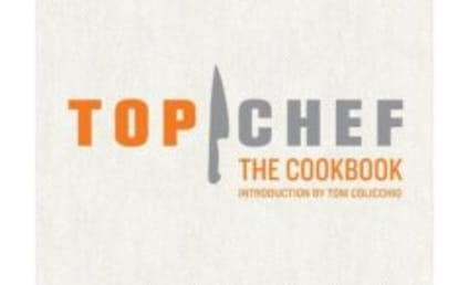 Order Your Top Chef Cookbook Today!