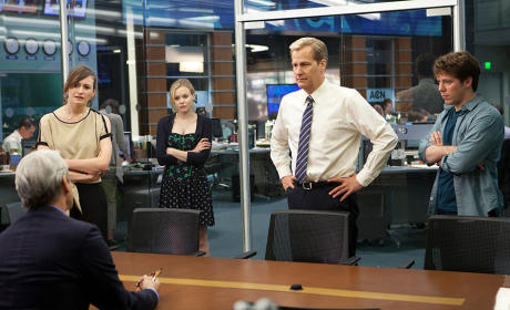 The Newsroom Review: Getting High, Reaching a Low
