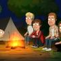 Spooky stories - Family Guy Season 14 Episode 19