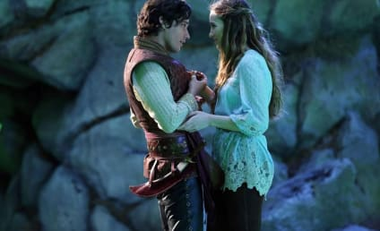 Once Upon a Time in Wonderland Review: Curiouser & Curiouser