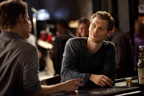 Klaus at the Bar