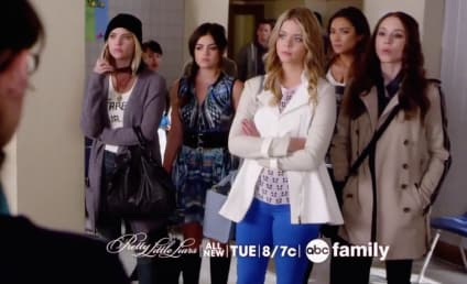 Pretty Little Liars 100th Episode Preview: The Smackdown!
