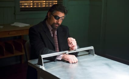 Arrow Picture Preview: Who's in Custody?