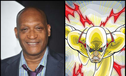 The Flash Season 2 Finds The Voice of Zoom