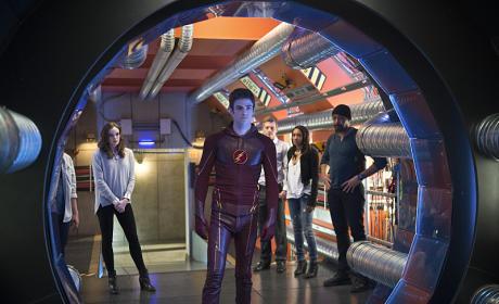 The Flash Season 1 Episode 23 Review: Fast Enough