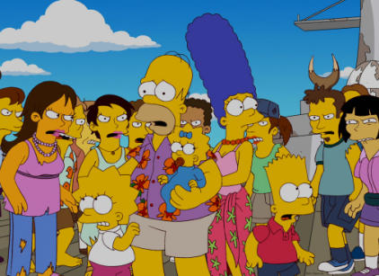 Watch The Simpsons Season 23 Episode 19 Online