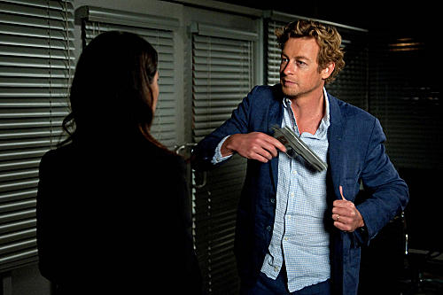 The Mentalist Season 4 Finale Photo