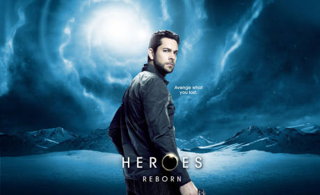 Heroes Reborn Character Posters: What Do They Reveal?