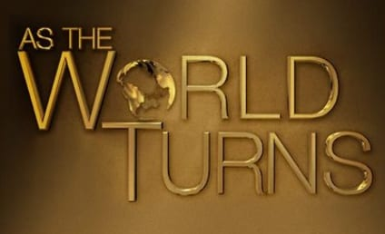 More on Next Week's As the World Turns...