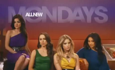"Pretty Little Liars First Look: ""Monsters in the End"""