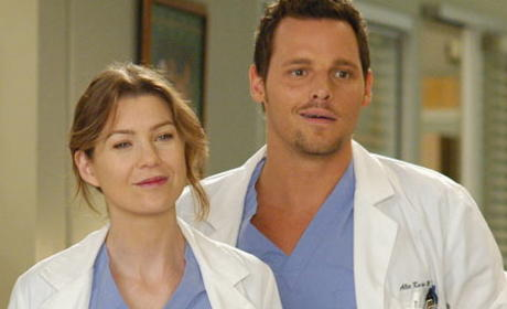 Grey's Anatomy Caption Contest LXXVII