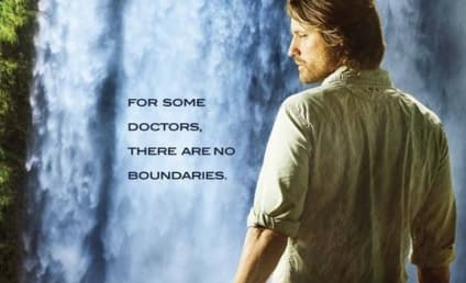 Off the Map Poster: No Boundaries