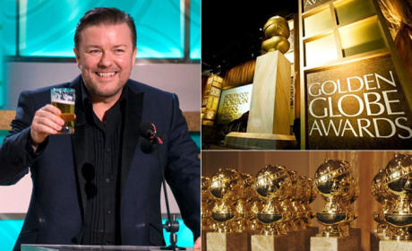 Golden Globe Award Winners Include Homeland, Downton Abbey and More!