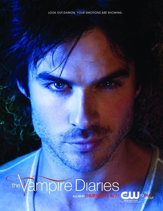 Hot Damon Poster