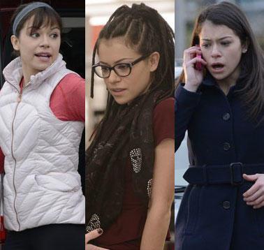 Allison, Cosima and Sarah