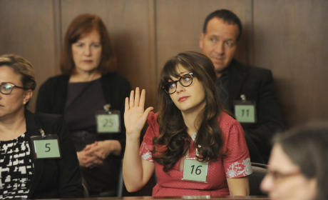 New Girl Season 5 Episode 3 Review: Jury Duty