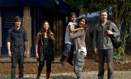 Terra Nova Series Premiere Pics: Meet the Shannons