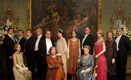 Downton Abbey Season 5: Six Big Scoops!