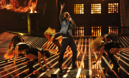 The X Factor Top 10 Review: Canty-land