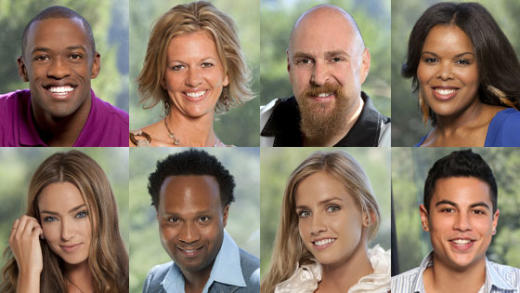 Big Brother Cast Pic