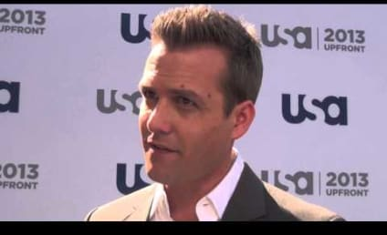 Gabriel Macht Teases Suits Season 3: The British are Here!