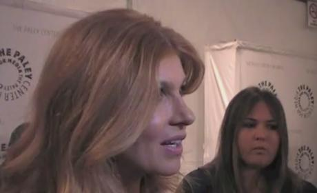 Connie Britton PaleyFest Interview