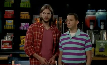 Two and a Half Men Review: Greetings, Conan the Humanitarian