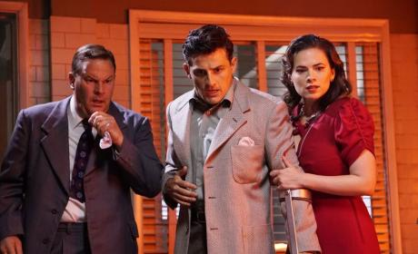 Marvel's Agent Carter Season Premiere: Welcome to Los Angeles!