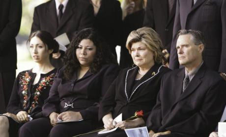 Funeral Attendees