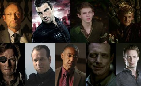 19 TV Villains Sure to Haunt Your Dreams
