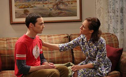 The Big Bang Theory Photo Preview: A Sheldon Shocker!