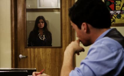 Ahead on Pretty Little Liars: Aria and Ezra Affair to Continue, Grow Complicated