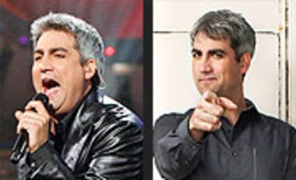 Taylor Hicks Sheds 22 Pounds!