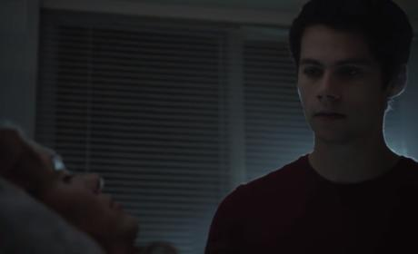Stiles Visits Lydia - Teen Wolf