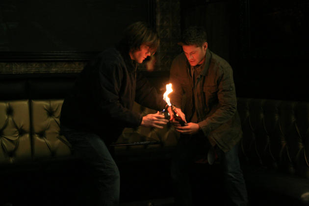 Sam & Dean Help a Cop