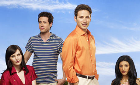 Royal Pains Cast Pic